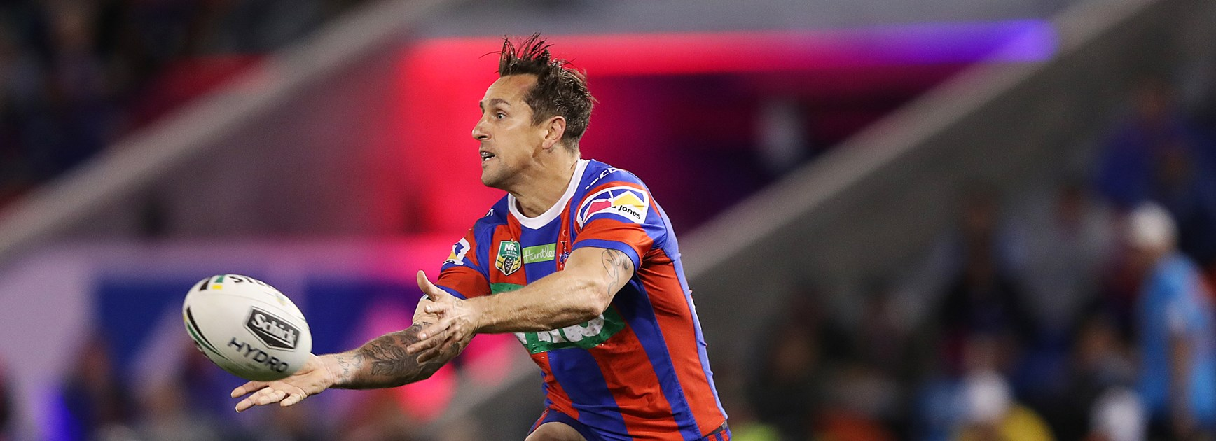 Pearce: 'Johnathan Thurston is probably the greatest'
