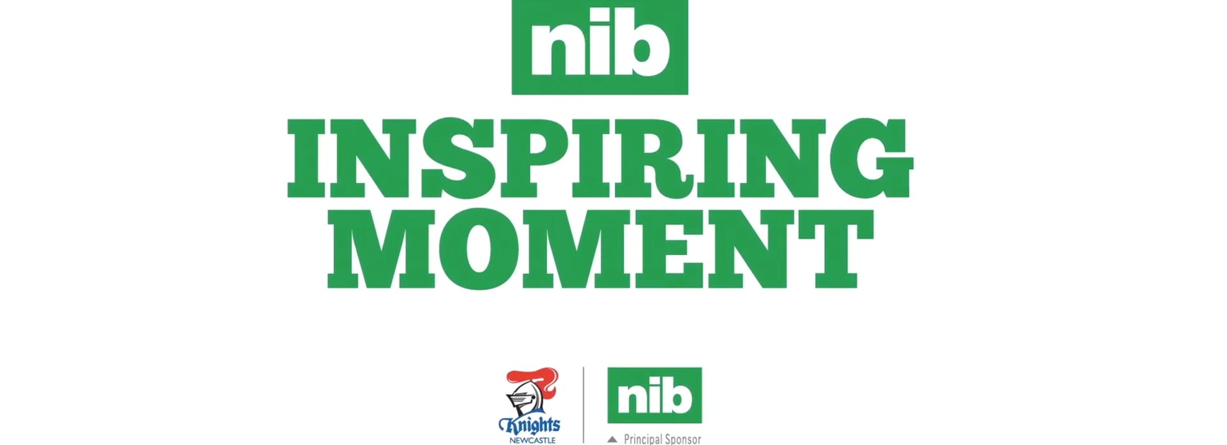 Vote for the nib Inspiring moment of the month