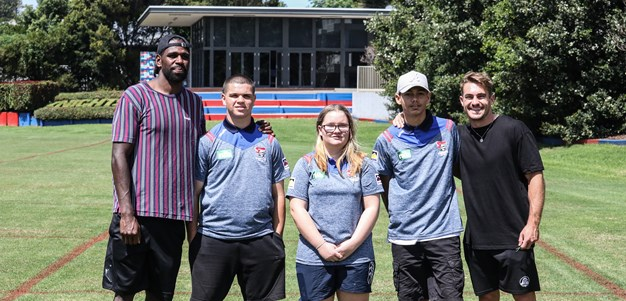 Local teenagers chosen to attend NRL All-Stars Youth Summit