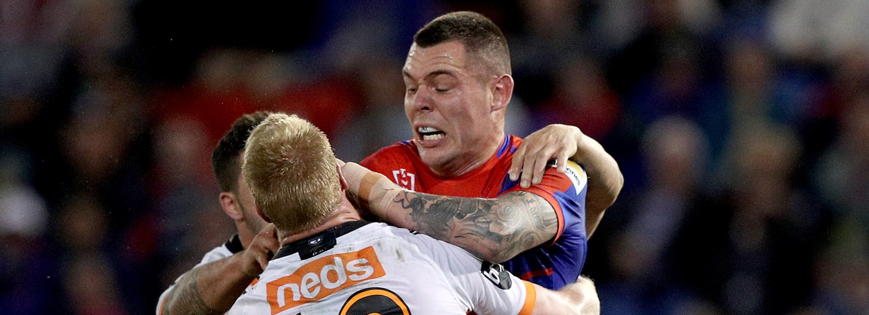Numbers: No denying Klemmer's effort