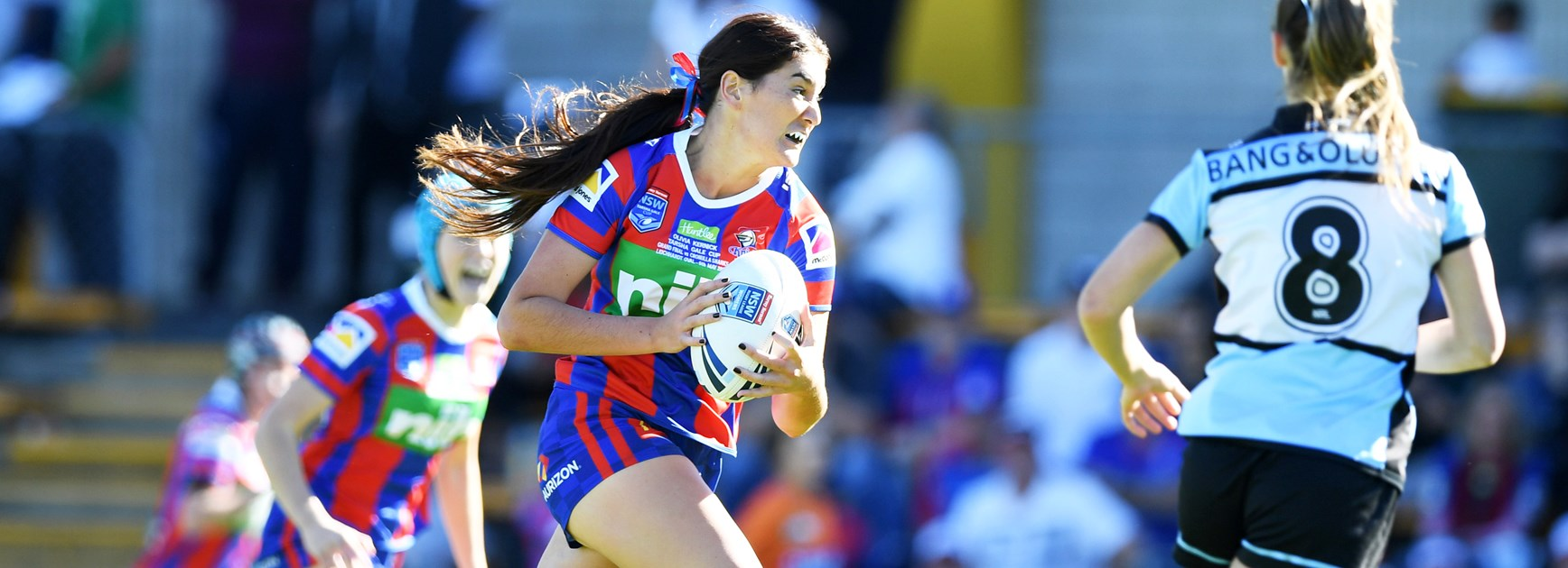 Plucky Tarsha Gale Knights lose out in grand final