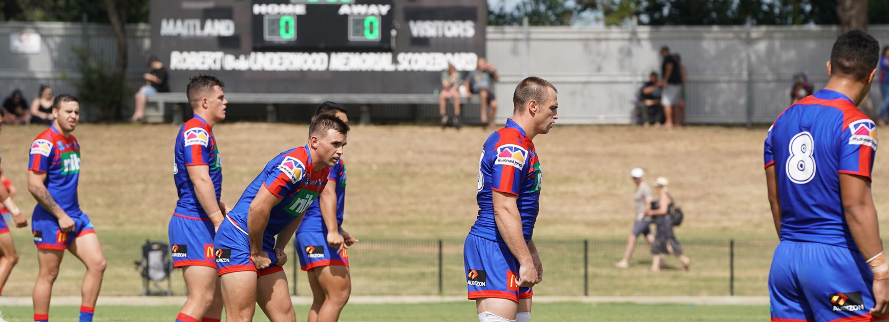 Knights ISP grind out win over Jets
