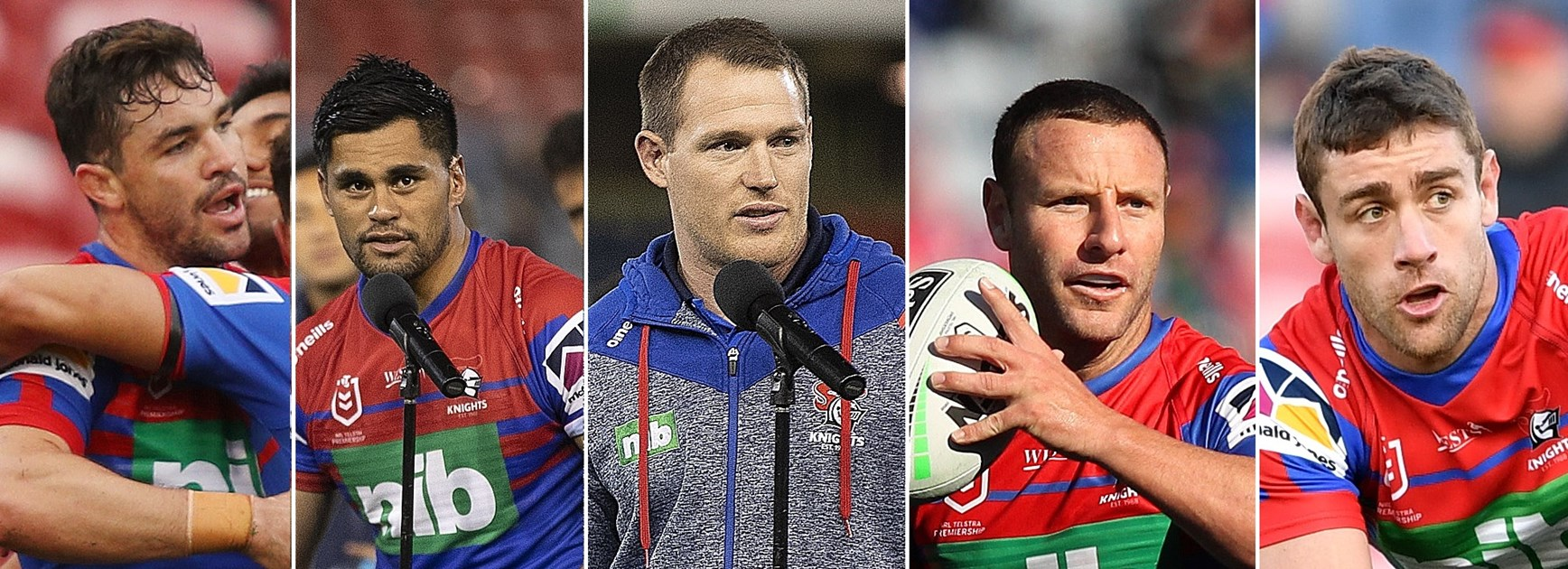 Departures! Farewell to Knights leaving in 2020