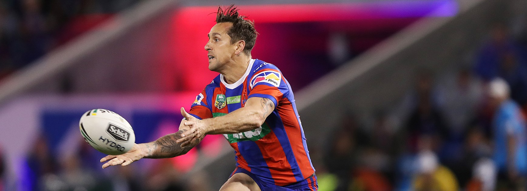 Pearce timeline: Junior's journey to 250 NRL games