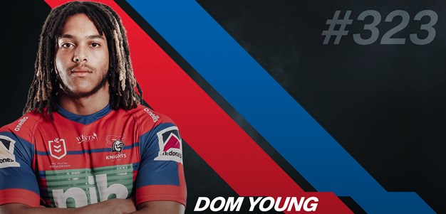 Dom Young set to graduate from NSW Cup to NRL