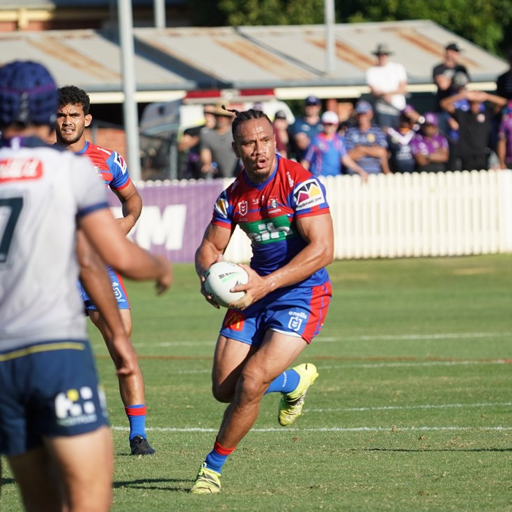 Clinical Storm too good for Knights