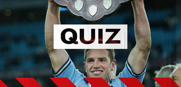 The Ultimate Danny Buderus Quiz