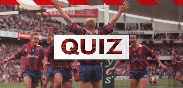 QUIZ: The 1997 ARL premiership-winning season