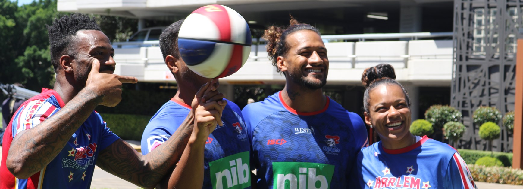 Hunt, Gavet aim to make Newcastle last stop on NRL journey