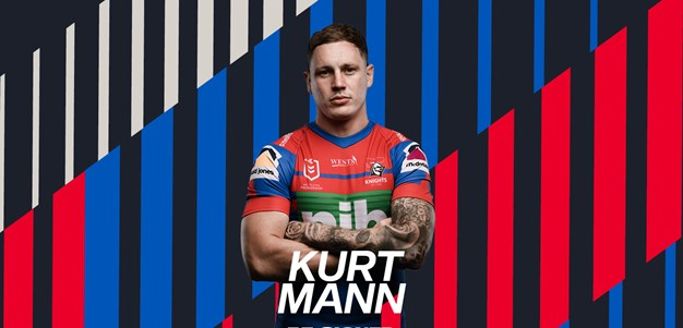 Everywhere Mann inks two-year Knights extension