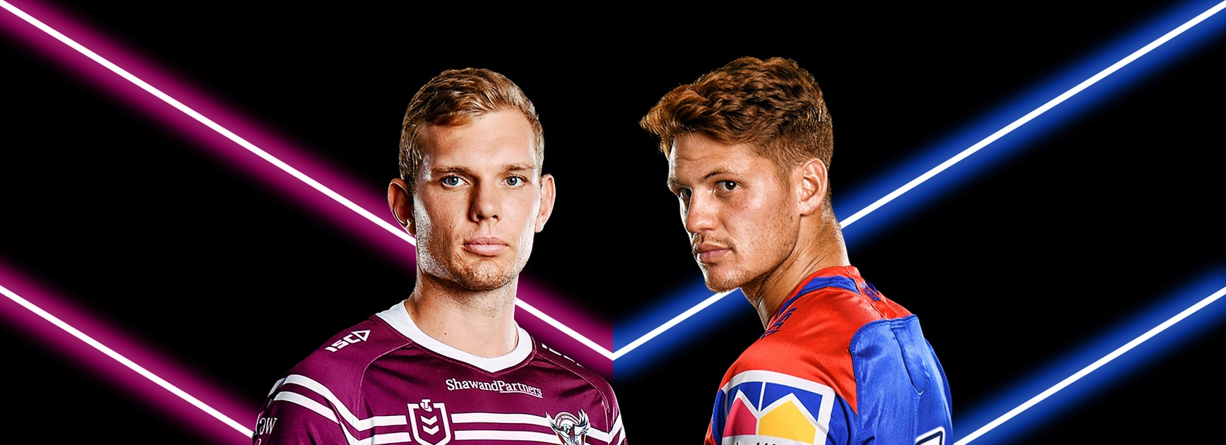 Head to head: Speedy No.9 and Origin halves