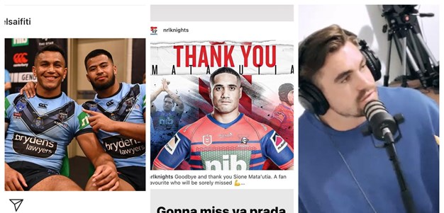 Social: Tributes flood in for outgoing Mata'utia