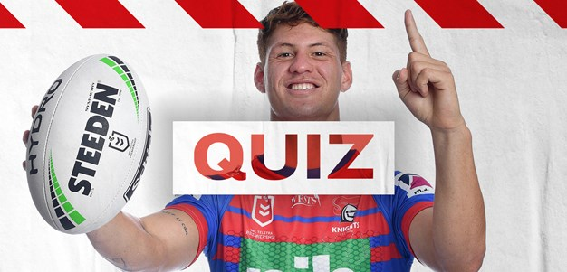 QUIZ: How well do you know our Knights?