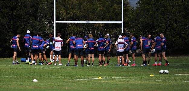 UPDATE: Pledge Members invited to finals training session
