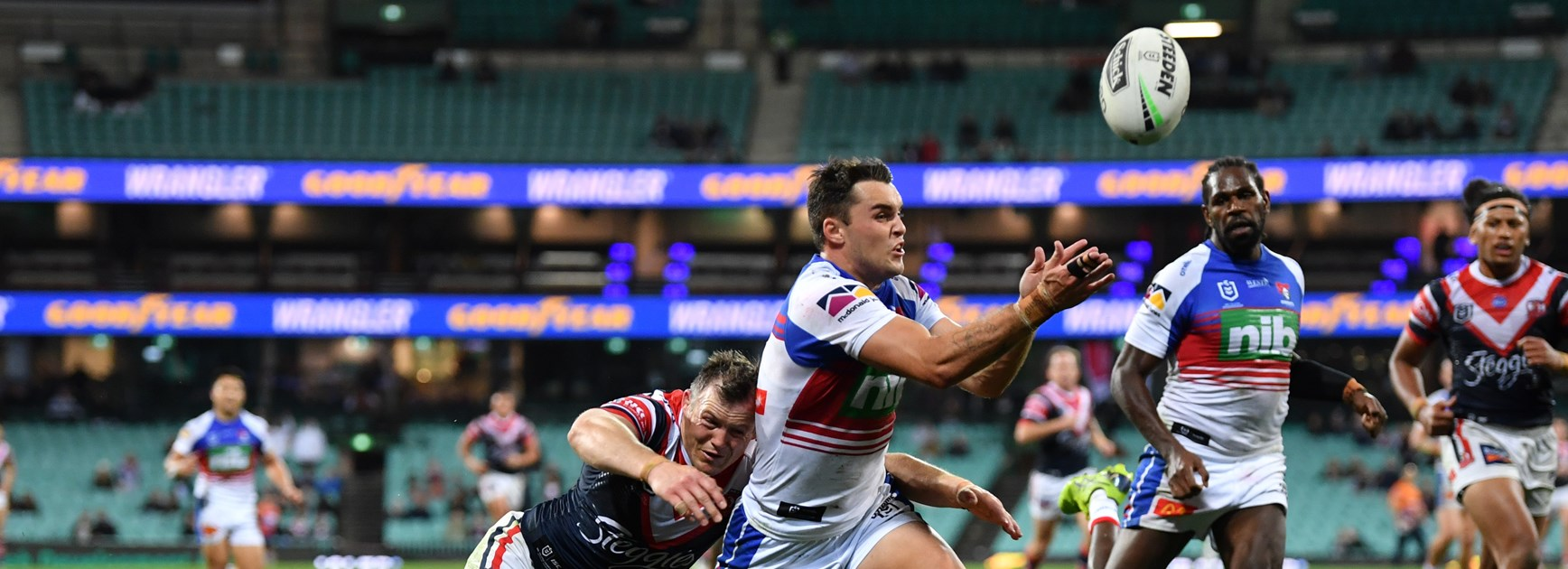 Numbers: Poor D costs Knights in Sydney