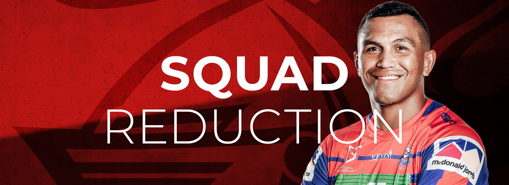Squad reduction: Round 20 team update