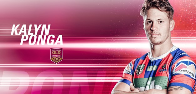 Ponga earns spot in Maroons squad