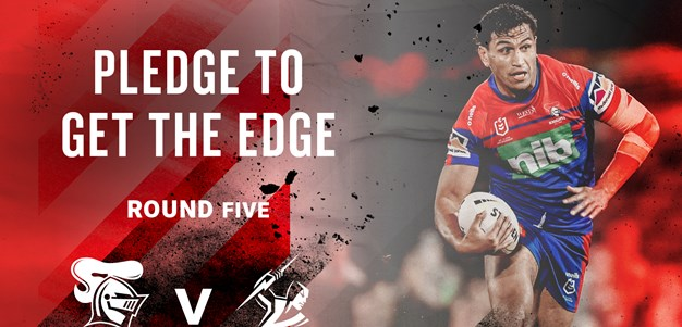 Be one of the first to see an NRL game live