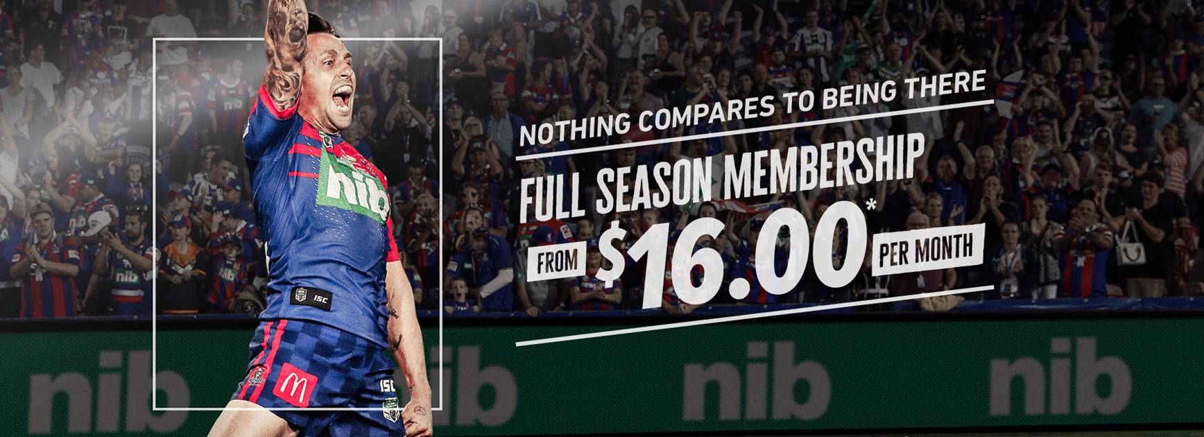 Launched! 2019 memberships now on sale