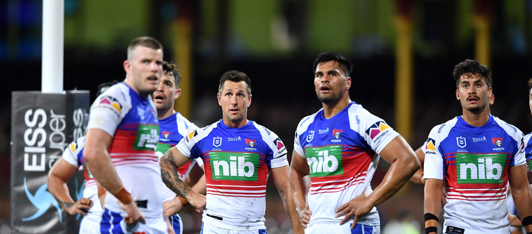 Gallery: Knights v Roosters