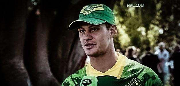 Ponga happy to take back seat to Addo-Car and Papenhuyzen