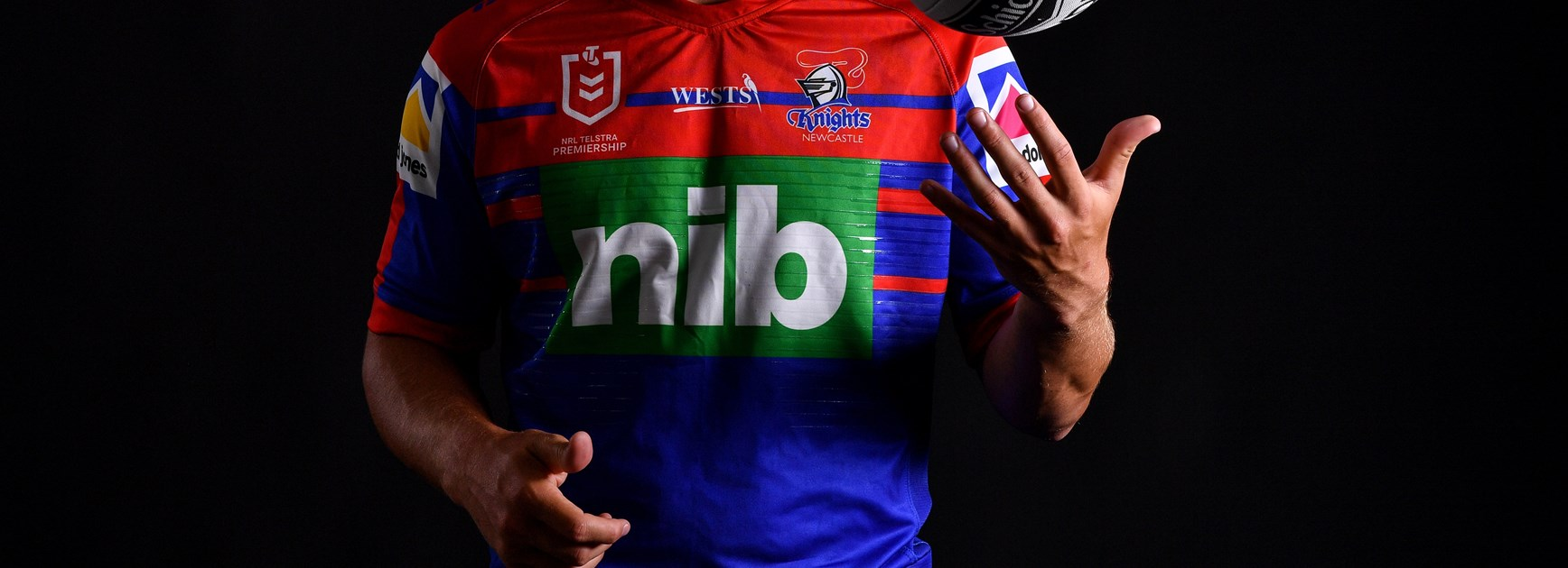 nib extends support of Newcastle Knights
