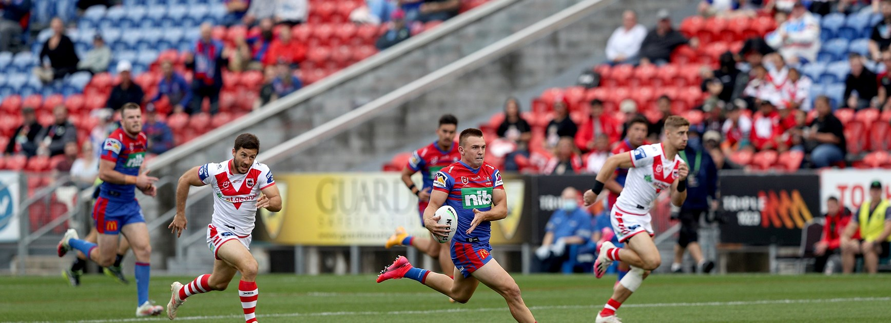 Fantasy: Rookie top scores in Dragons rout