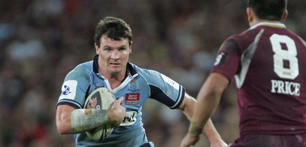 The Origin stand-outs for Steve Simpson