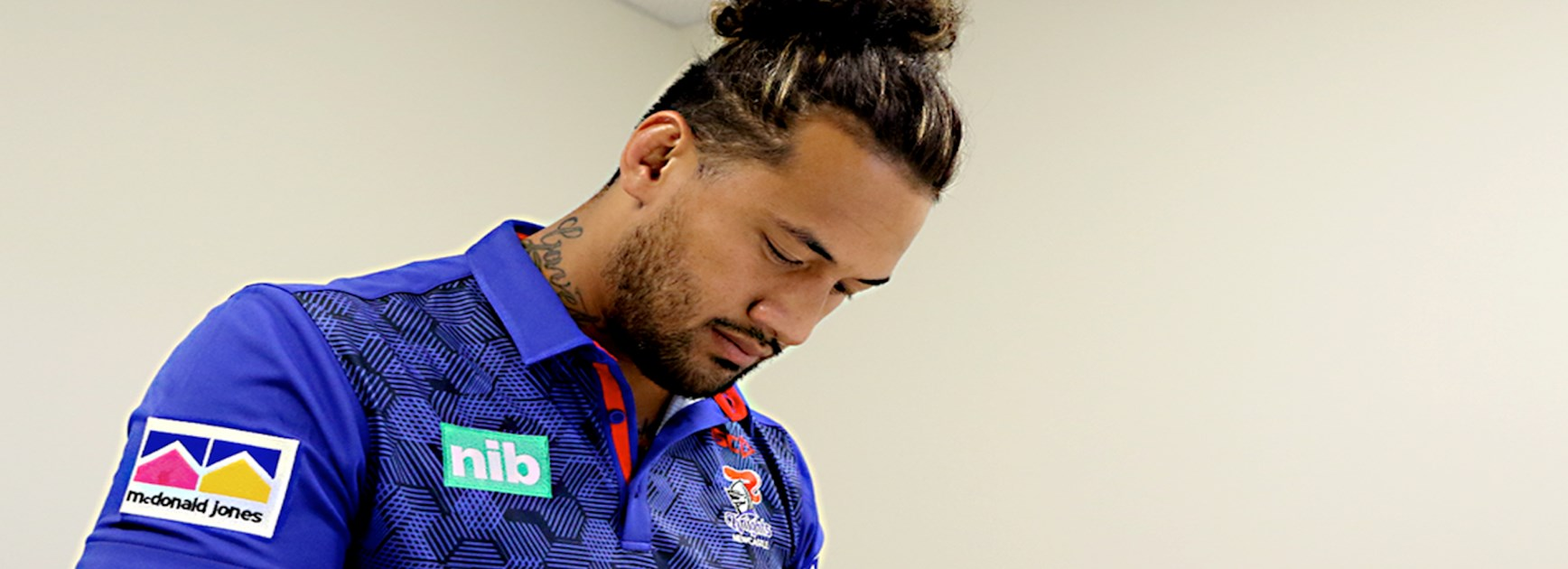 Samoa Test forward Gavet joins Knights