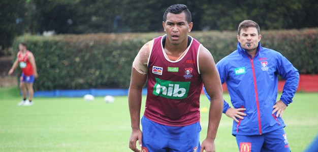 Saifiti set to make return from injury against Eels