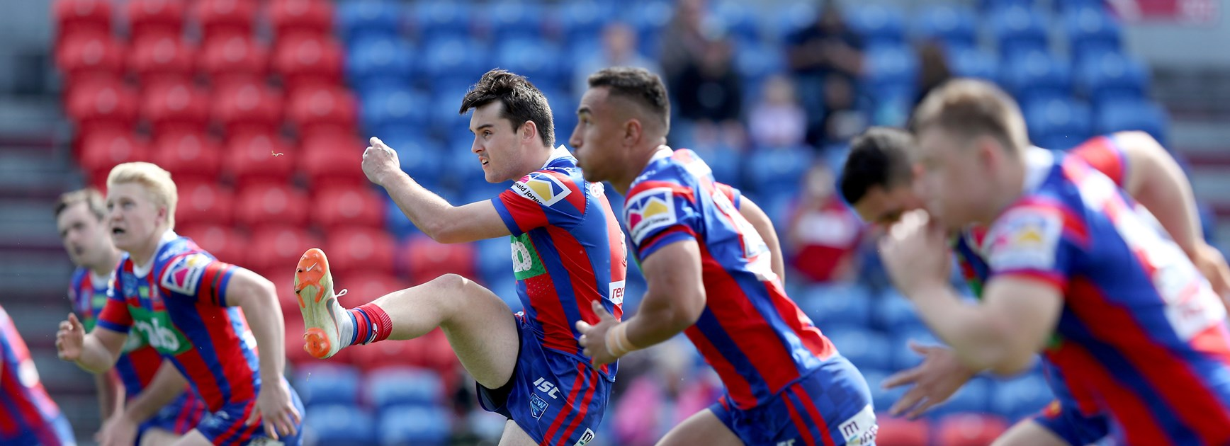 Jersey Flegg team for must-win Roosters match