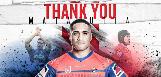 Sione Mata'utia granted immediate release