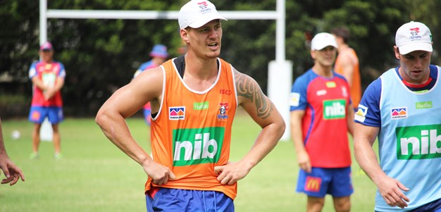 Ponga can't wait to play in front of red and blue fans