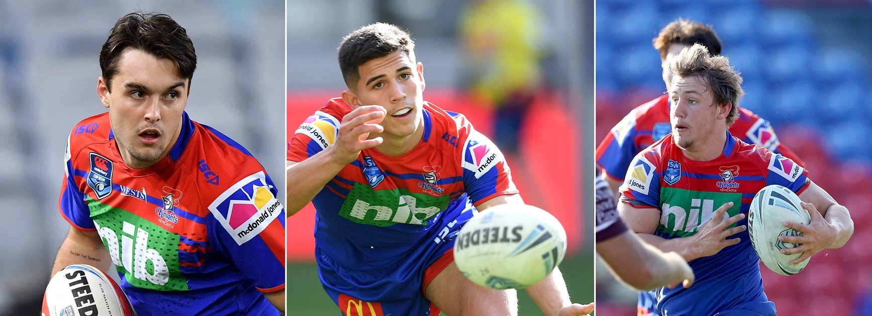 Rookie Report: Junior Origin trio shine over weekend