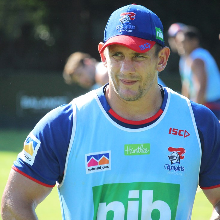 Lillyman ready for physical Raiders