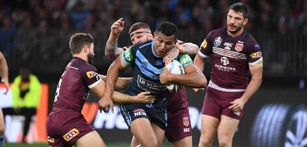 Full team lists: Saifiti named in NSW side
