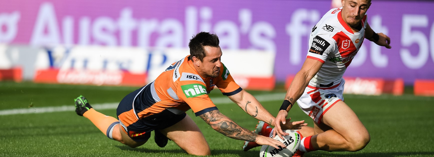 Numbers: Pearce perfection, Gavet thunderous