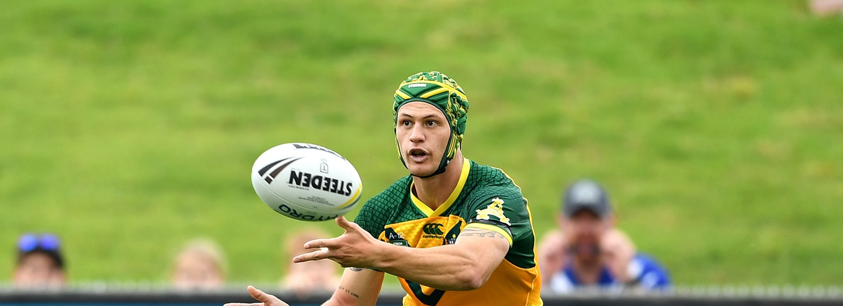 Ponga stars in Junior Roos romp