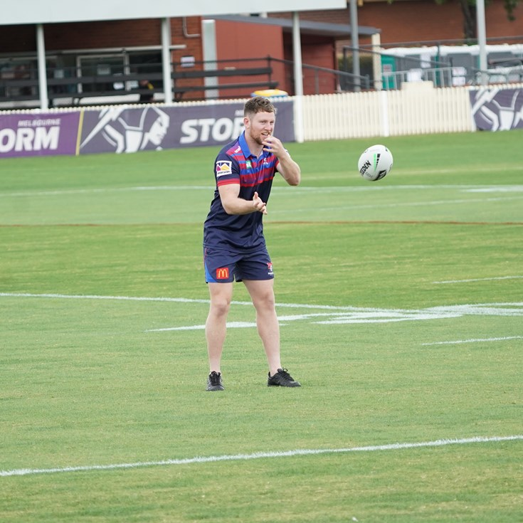 Knights v Storm NSW Cup trial team list