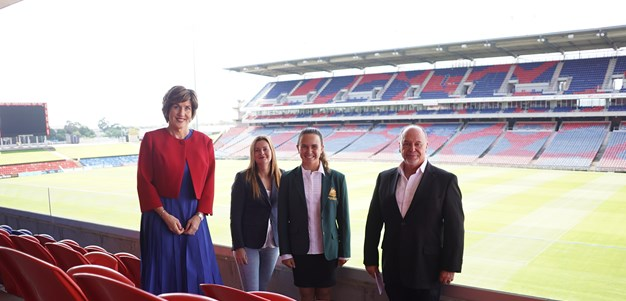New scholarship supports women in sport