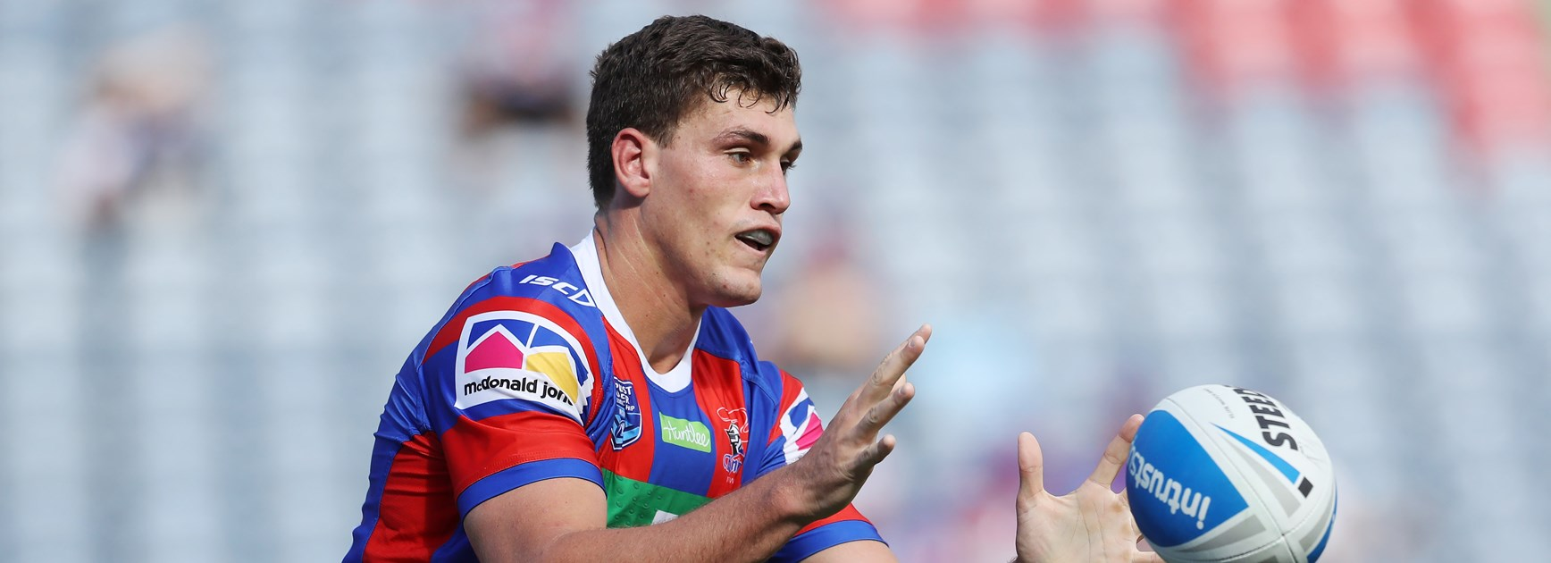 Knights name Round 2 ISP team