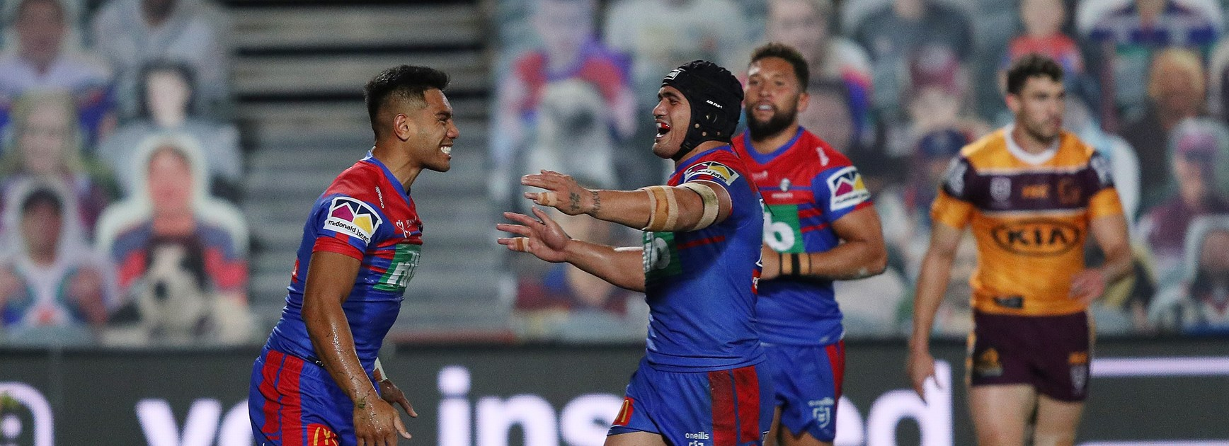 Knights too good for Broncos in Gosford