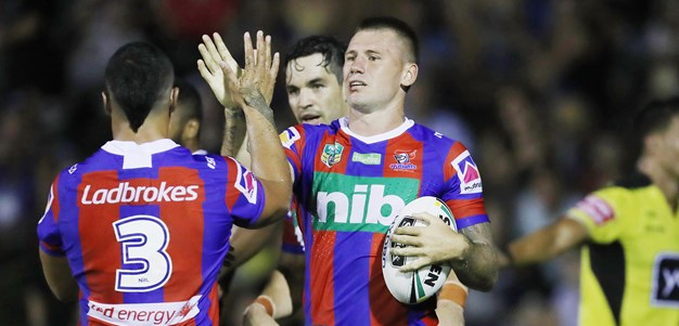 After the siren: Shaun Kenny-Dowall