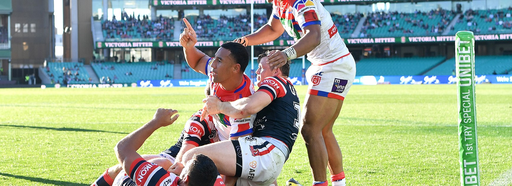 Thankful Moga thrilled to be back in NRL arena