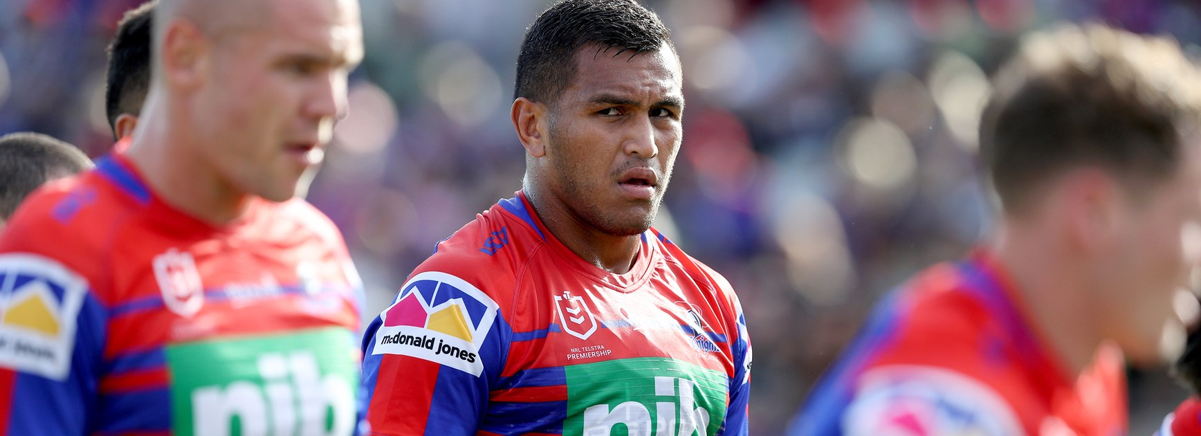 Klem says Saifiti 'wouldn't look out of place in an Origin jersey'