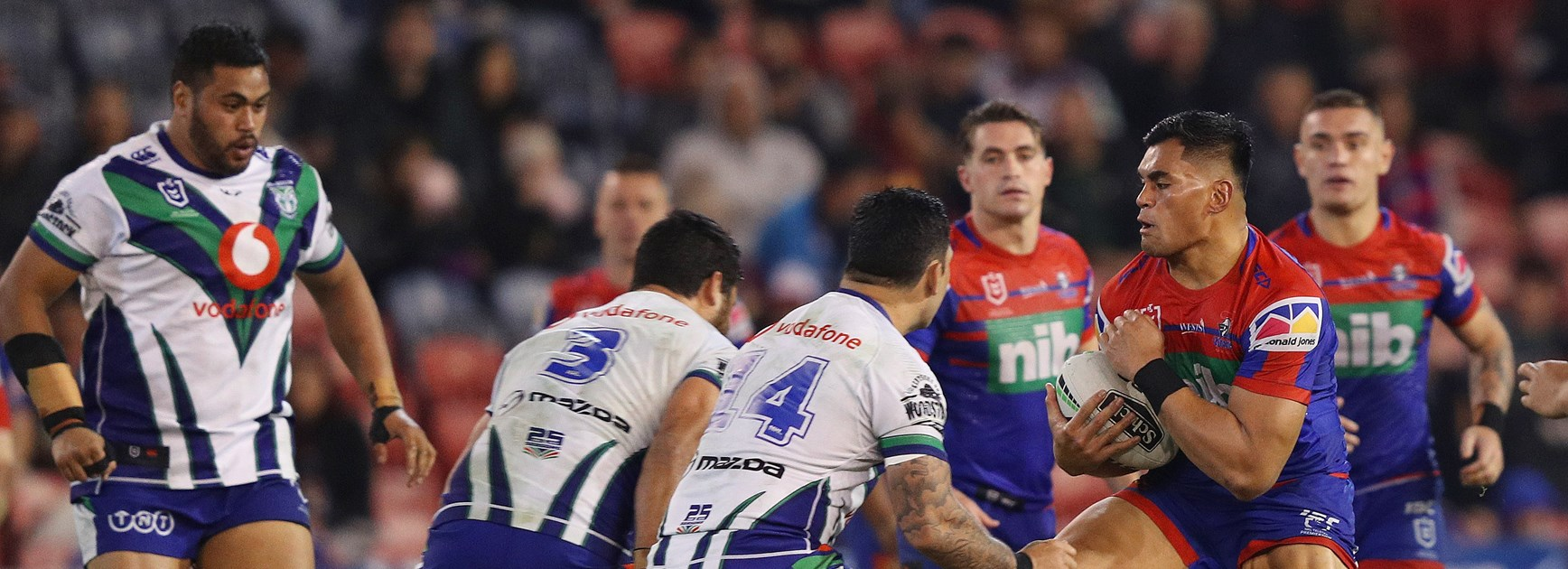 Numbers: Filling Klemmer's boots and try scoring edge