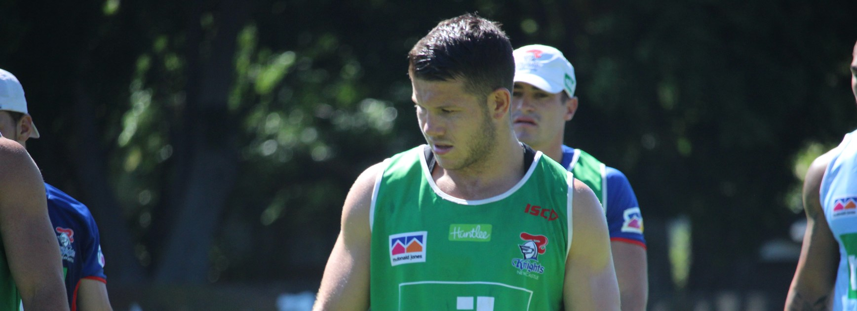 Cogger committed to the Knights in 2018