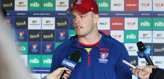 Fitzgibbon: Forwards need to raise their game