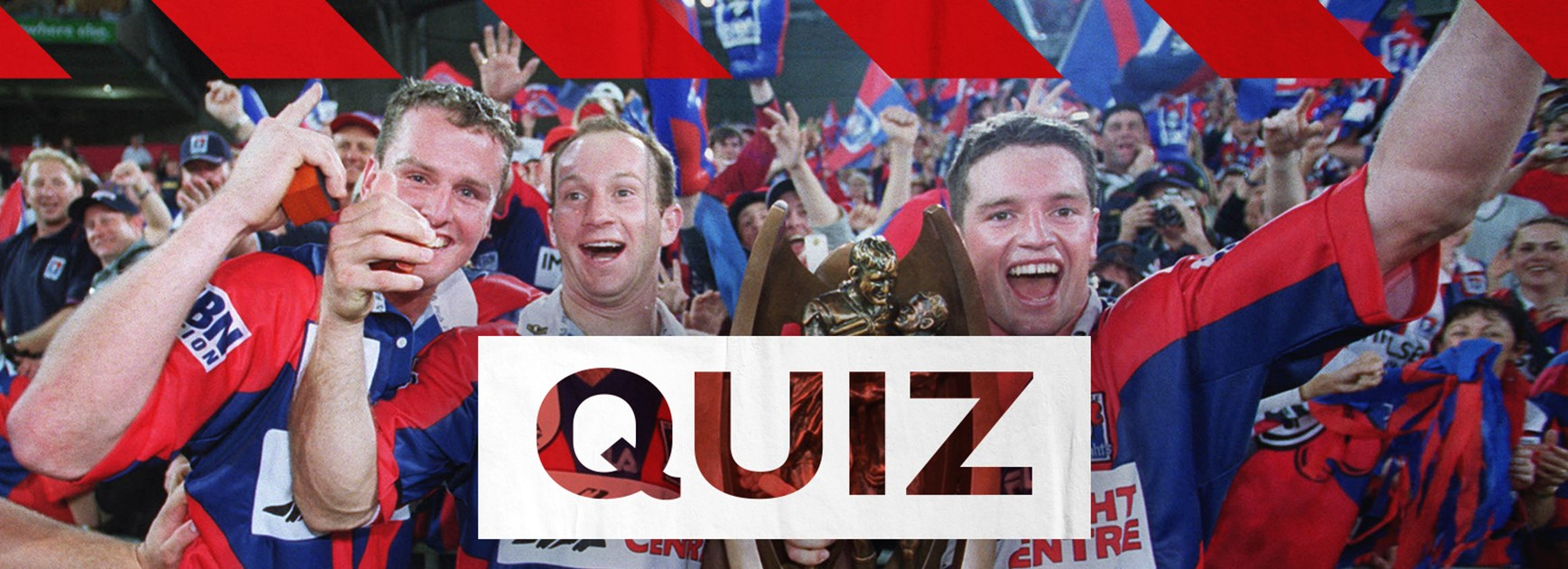 QUIZ: How well do you know our '97 and '01 Grand Final wins?