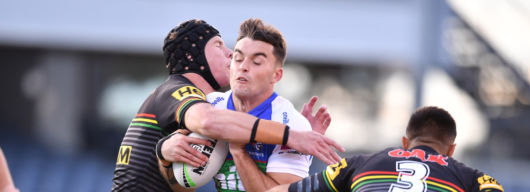 Spirited Knights held by Penrith